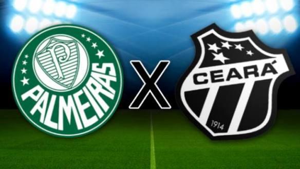 Resultado de imagem para Palmeiras x Ceará