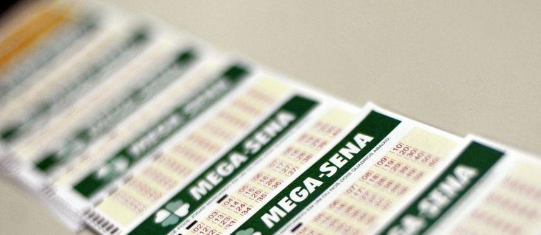 Acumulada, Mega-Sena sorteia hoje R$ 50 milhões