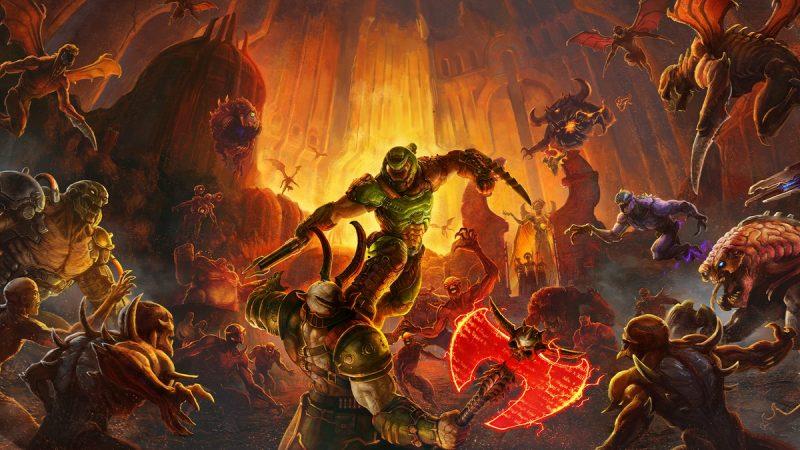 DOOM Eternal pode chegar ao Xbox Game Pass nos próximos dias