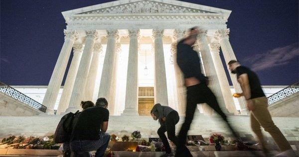 Por que a morte da juíza da Suprema Corte dos EUA Ruth Bader Ginsburg é um terremoto em uma nação já fragmentada