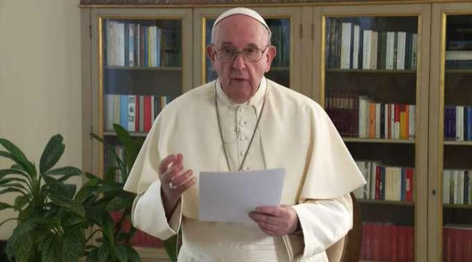 """Papa faz pronunciamento na ONU sobre """"perigosa situação da Amazônia"""""""
