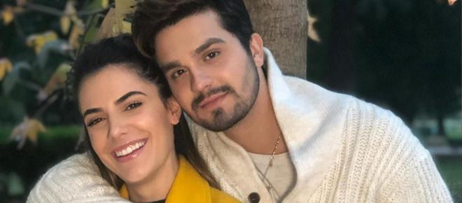 Jade Magalhães confirma fim de namoro com Luan Santana: 'coração apertado'