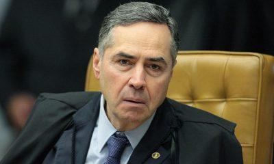 Barroso suspende afastamento de senador flagrado com dinheiro na cueca após parlamentar tirar licença