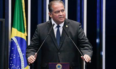 Eduardo Gomes exalta Bolsonaro e aplaude clima de entendimento entre os Poderes