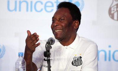"""Perto dos 80 anos, Pelé brinca: """"Não muito inteligente, mas lúcido"""""""
