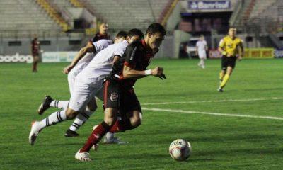 Esquema defensivo do Figueirense garante ponto importante contra o Brasil-RS | Roberto Alves