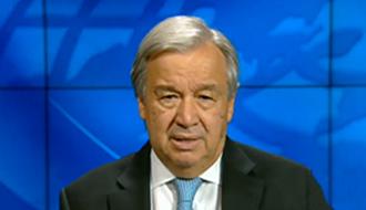 Secretário-Geral da ONU participa da abertura do webinar Cortes Supremas, Governança e Democracia