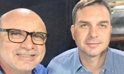 Flávio Bolsonaro quer usar GSI em sua defesa no caso Queiroz