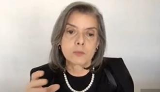 Ministra Cármen Lúcia suspende retirada de postagem de Joice Hasselmann contra Roberto Requião