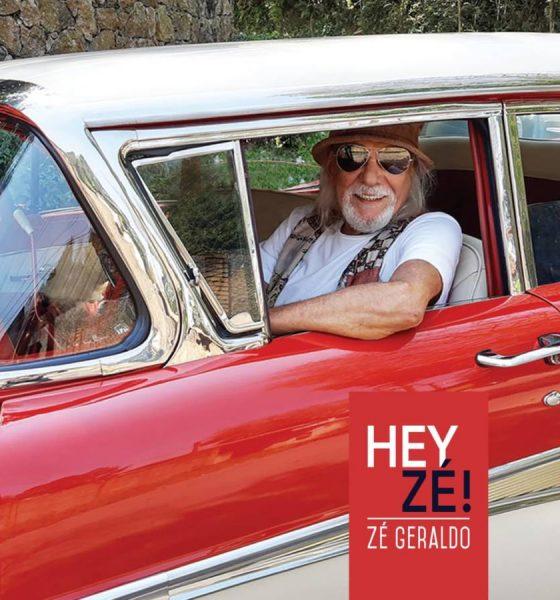 Zé Geraldo é o convidado do próximo domingo no Boteco da Fórum