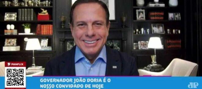 Doria elogia nova fase de Jair Bolsonaro: 'com ele quieto, Brasil fica mais calmo'