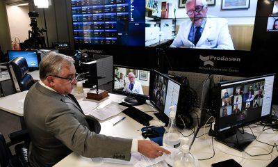 Senado homenageia médicos brasileiros em sessão especial solene