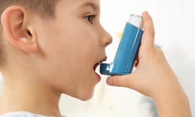 Existe relação entre saúde mental e o controle da asma em crianças com asma grave?
