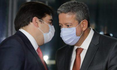 Maia diz que Arthur Lira é o candidato de Bolsonaro à presidência da Câmara