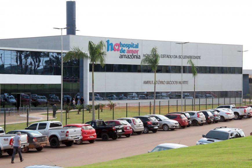 Estado e União repassam quase R$ 4 milhões por mês ao Hospital de Amor