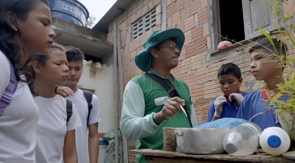 Webdocs Brasil, aqui tem SUS: Nova Olinda do Norte – AM