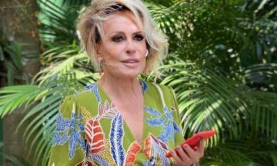 Ana Maria Braga rebate Bolsonaro sobre país de maricas: 'homens e mulheres guerreiros'
