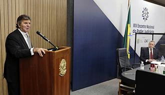 Ministro Luiz Fux afirma que é preciso reescrever história do combate à corrupção no Brasil