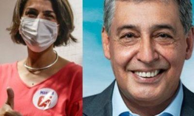 Porto Alegre: Manuela tem 51% dos votos válidos e Melo, 49%, diz Ibope