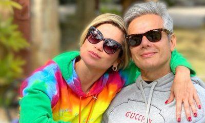Flávia Alessandra é diagnosticada com Covid-19 e Otaviano Costa comenta saúde da esposa
