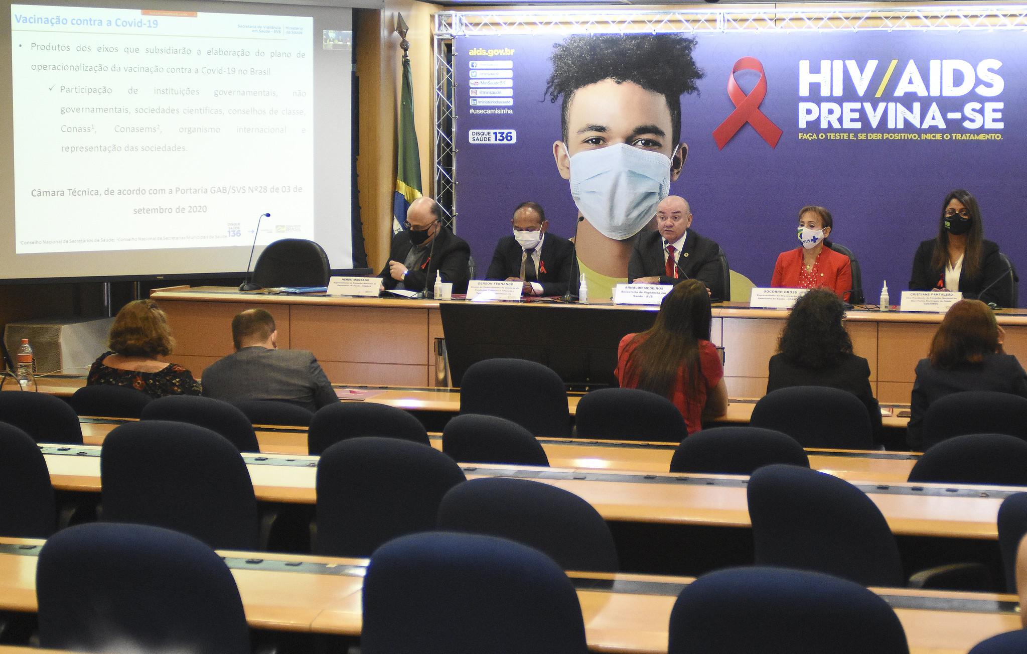 Ministério da Saúde lança Campanha de Prevenção ao HIV/Aids