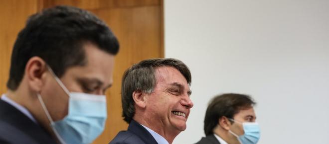 Julgamento no STF interessa a Maia, Alcolumbre e Bolsonaro