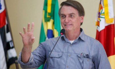 Bolsonaro pretende elevar isenção do IR para R$ 3 mil em 2022 e diz que governo não elevará impostos