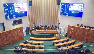 PSDB questiona possibilidade de reeleição da Mesa Diretora da Câmara Legislativa do DF
