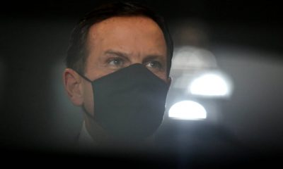 """Doria chama Bolsonaro de """"facínora"""" e apoia panelaços contra o presidente"""