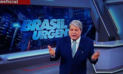 Internautas chamam Datena de 'cúmplice' de Bolsonaro