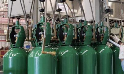 Venezuela envia oxigênio para Manaus