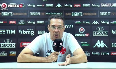 Luxemburgo explica mudanças no Vasco em derrota para o Coritiba