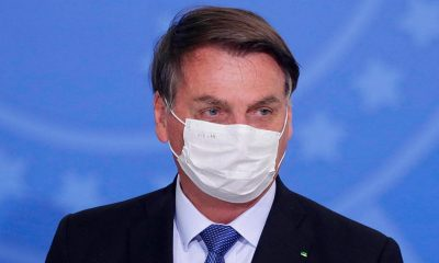 Brazil's Jair Bolsonaro tests positive for Covid-19 after months of dismissing the seriousness of the virus