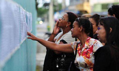 Concursos públicos têm 4 mil vagas com salários de até R$ 5 mil