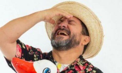 Morre o humorista Epaminondas Gustavo, aos 55 anos, em Belém do Pará