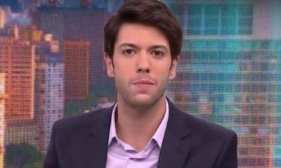 Quadro na CNN com Caio Coppolla tem baixa audiência, diz site