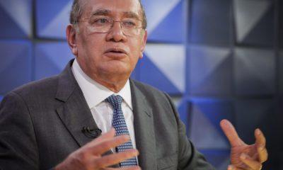 Gilmar Mendes suspende julgamento sobre foro privilegiado de Flávio Bolsonaro