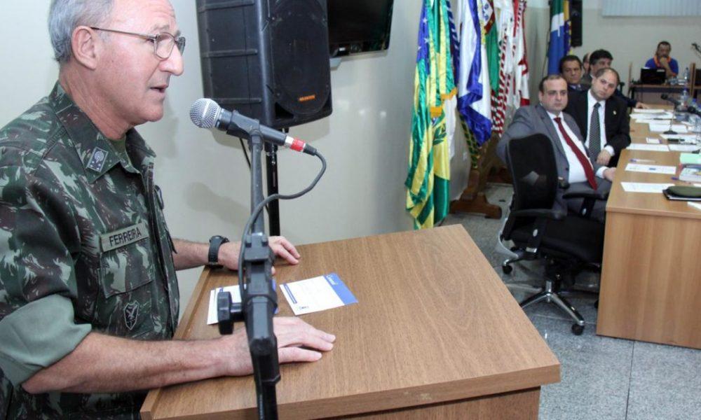 Bolsonaro indica general para usina de Itaipu