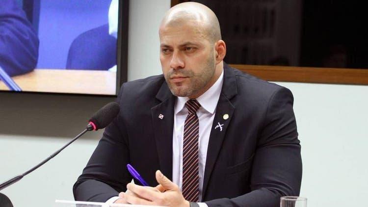 Se dependesse dos deputados de SC Daniel Silveira estaria solto | Dagmara Spautz