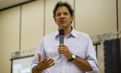 Haddad critica declaração de Bolsonaro contra máscaras em dia de recorde de mortes por Covid