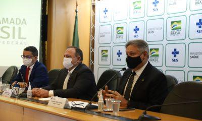 Ministério da Saúde detalha novas ações de enfrentamento à pandemia da Covid-19 em conjunto com Conass e Conasems