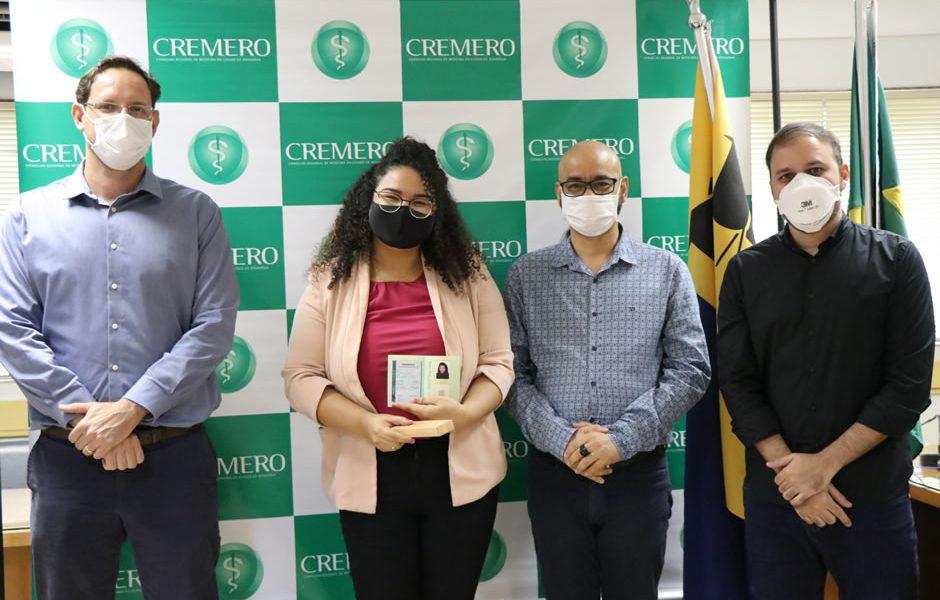 Cremero registra 31 novos médicos para mercado de trabalho em Rondônia