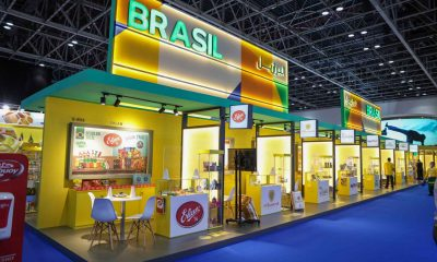 Brazilians grossed USD 33 million at Gulfood -Árabe -Arab News Agency (ANBA)