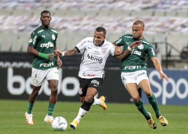 Corinthians tem vantagem em retrospecto contra o Palmeiras no Campeonato Paulista