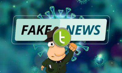 Coronavírus: fique atento às Fake News mais recentes sobre a pandemia | Detetive TC