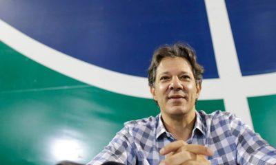 """Fernando Haddad chama Bolsonaro de """"frio serial killer"""""""