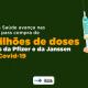 Ministério da Saúde anuncia compra de 138 milhões de doses de vacinas contra Covid-19
