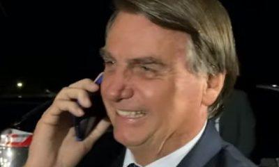 """Bolsonaro sobre vacina: """"Já tive o vírus vivo, então estou imunizado"""""""