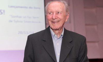 Morre Sylvio Sniecikovski, criador da Escola Técnica Tupy e ex-secretário de educação de Joinville