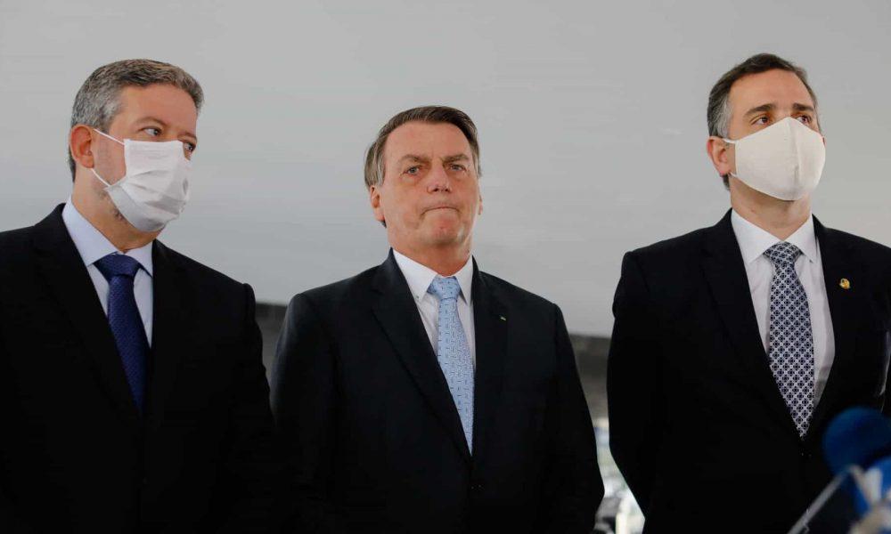 Bolsonaro defende a desidratação da PEC